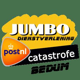 Jumbo Bedeum en postnl catastrofe